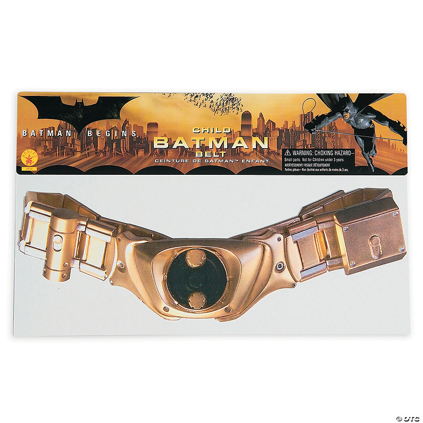 Kid's Batman Begins™ Utility Belt Audio Thumbnail