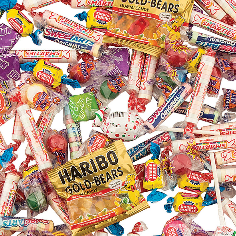 Kid's Combo Assorted Candy Audio Thumbnail