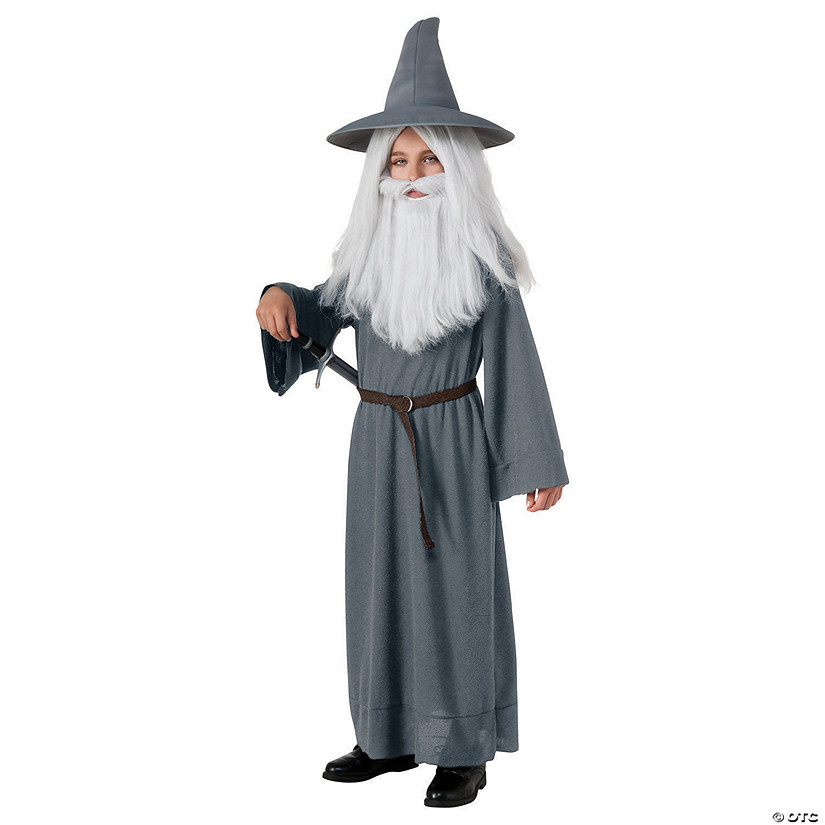 Kid's Gandalf Costume Audio Thumbnail