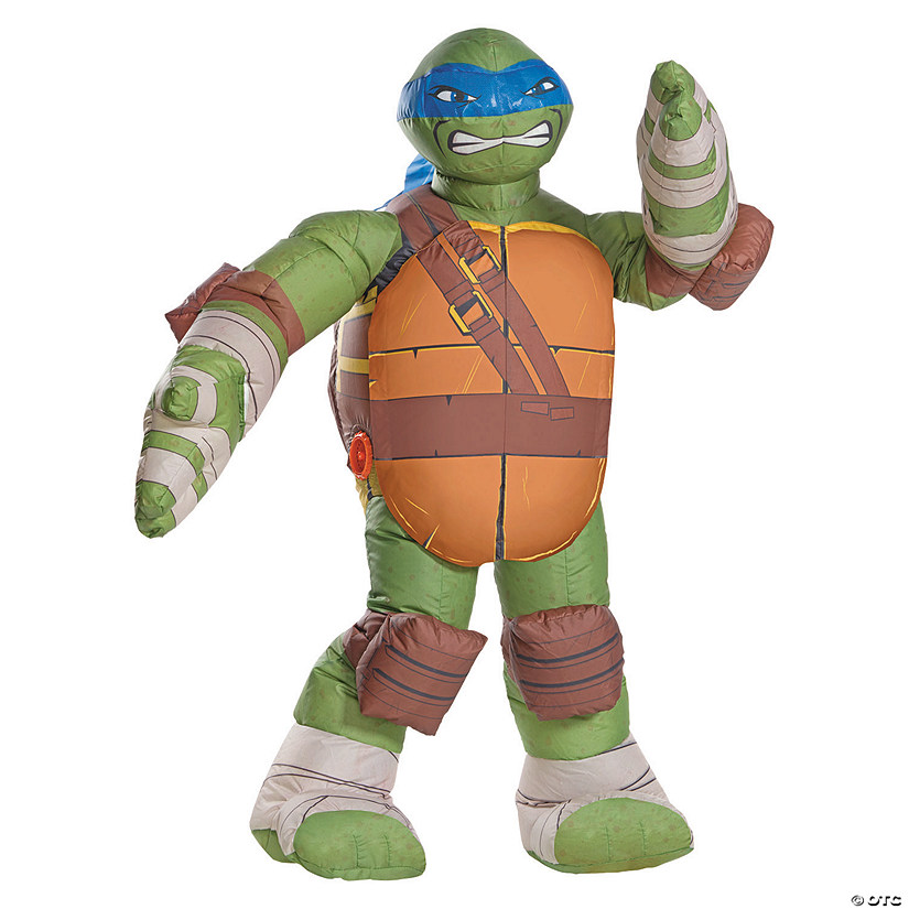 Kid's Inflatable Leonardo Costume Audio Thumbnail