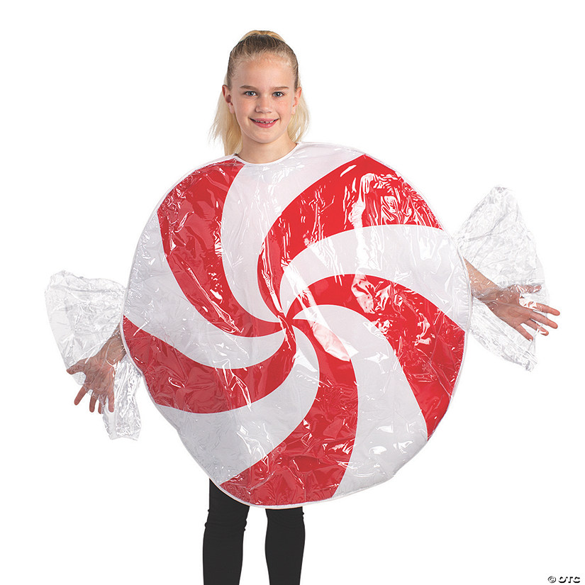 Kid's Peppermint Candy Costume Audio Thumbnail