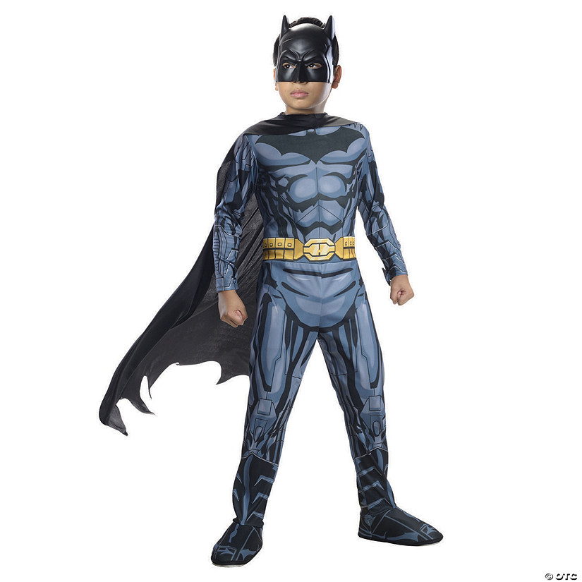 Kid's Photo Real Batman Costume Audio Thumbnail