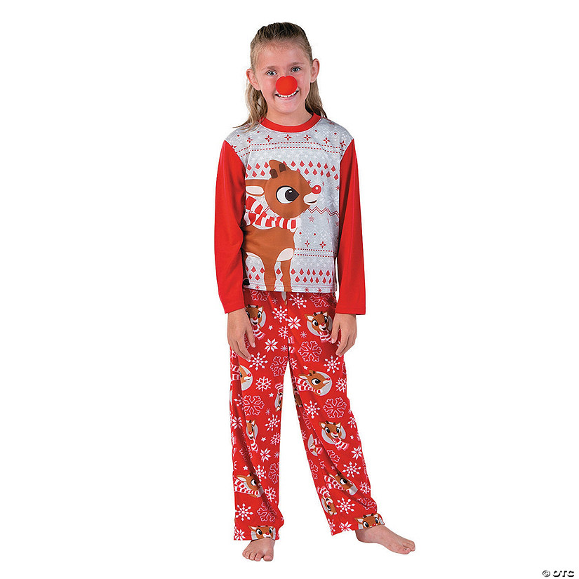 Kid's Rudolph the Red-Nosed Reindeer<sup>®</sup> Pajamas