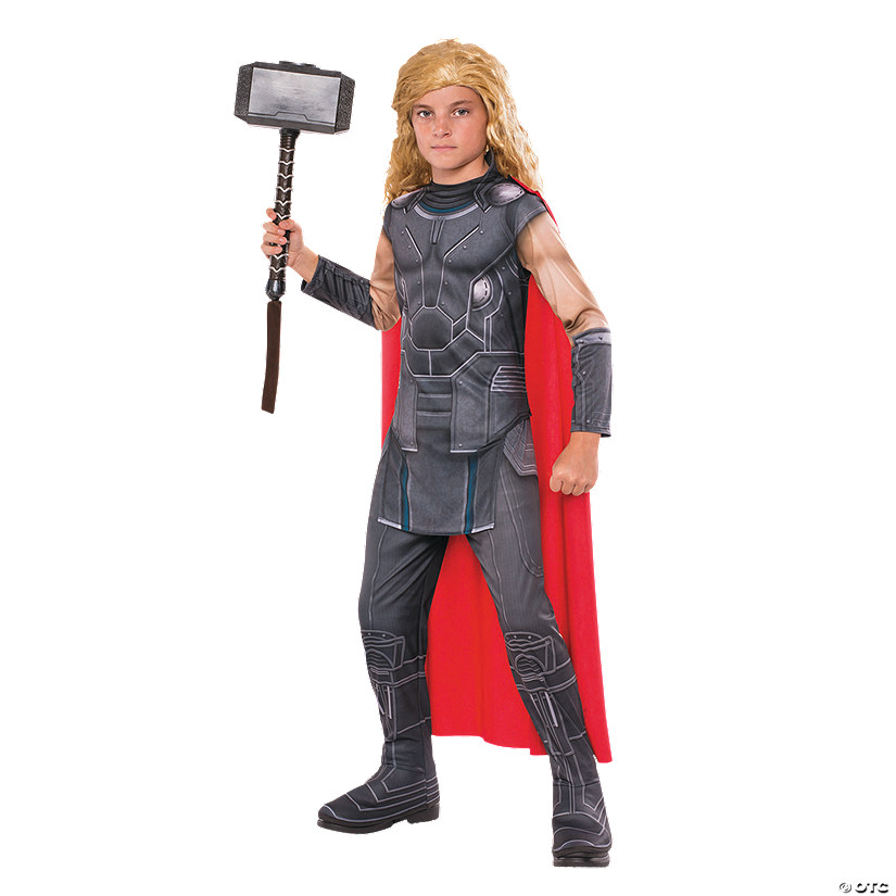 Kid's Thor Costume Audio Thumbnail