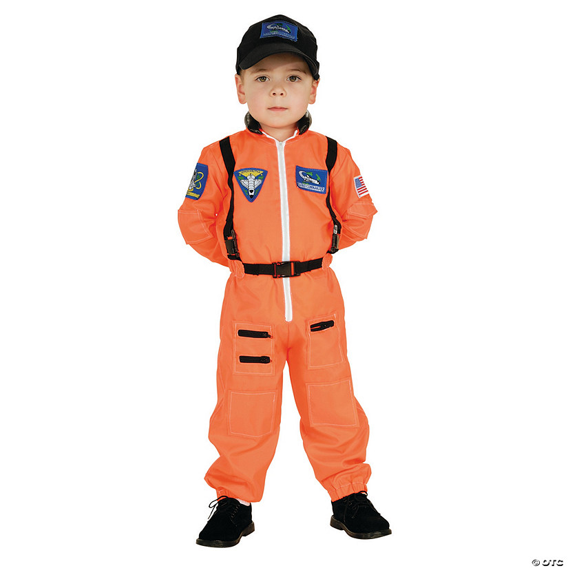 Kid's Astronaut Costume Audio Thumbnail