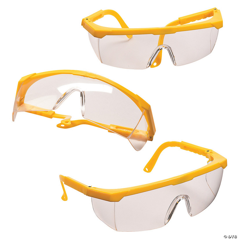 Kids' Construction Costume Glasses - 12 Pc. Audio Thumbnail