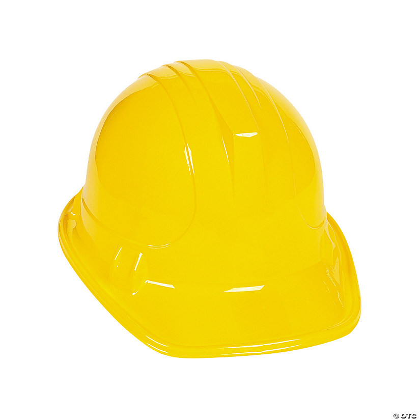 Kids' Construction Hats