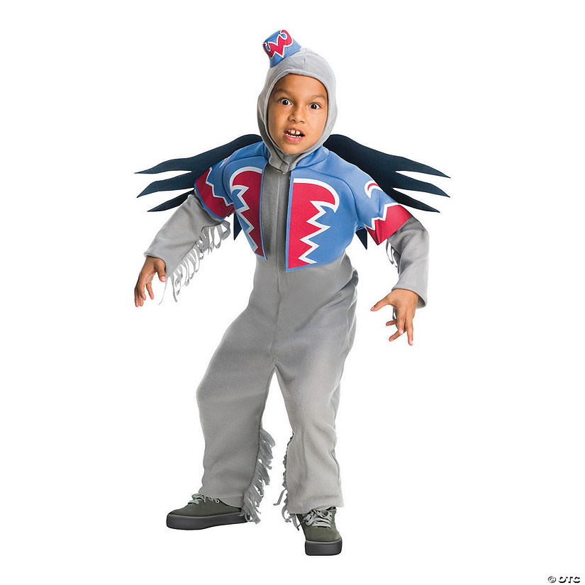 Kid's Deluxe Wizard of Oz™ Winged Monkey Costume Audio Thumbnail