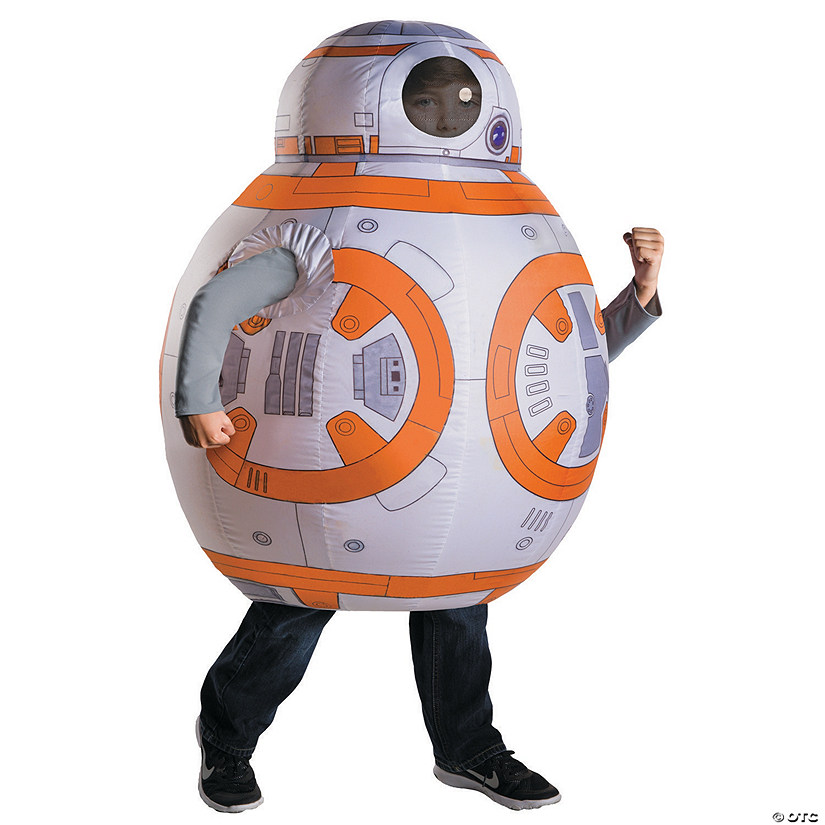 Kid's Inflatable Star Wars™ Episode VII: The Force Awakens BB-8 Costume