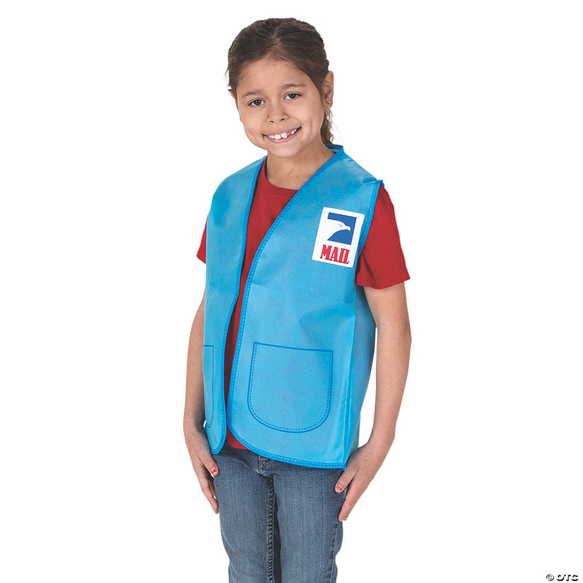 Kid's Mail Carrier Vest