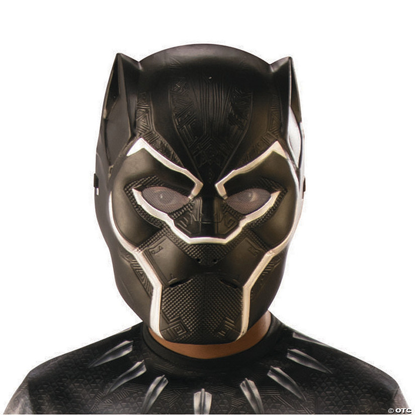 Kid's Marvel Black Panther™ 1/2 Mask Audio Thumbnail