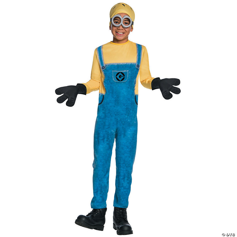 Kid's Minion Jerry Costume