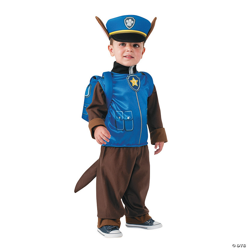 Kid's Paw Patrol Chase Costume Audio Thumbnail