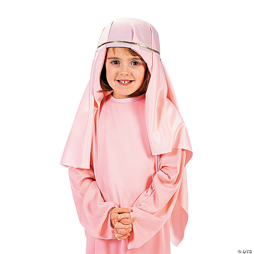 Kids' Pink Nativity Hat Audio Thumbnail