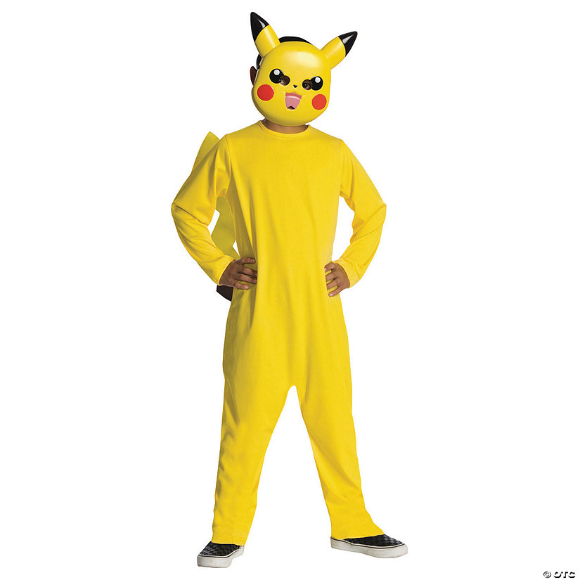 Kid's Pokémon Pikachu Costume Audio Thumbnail