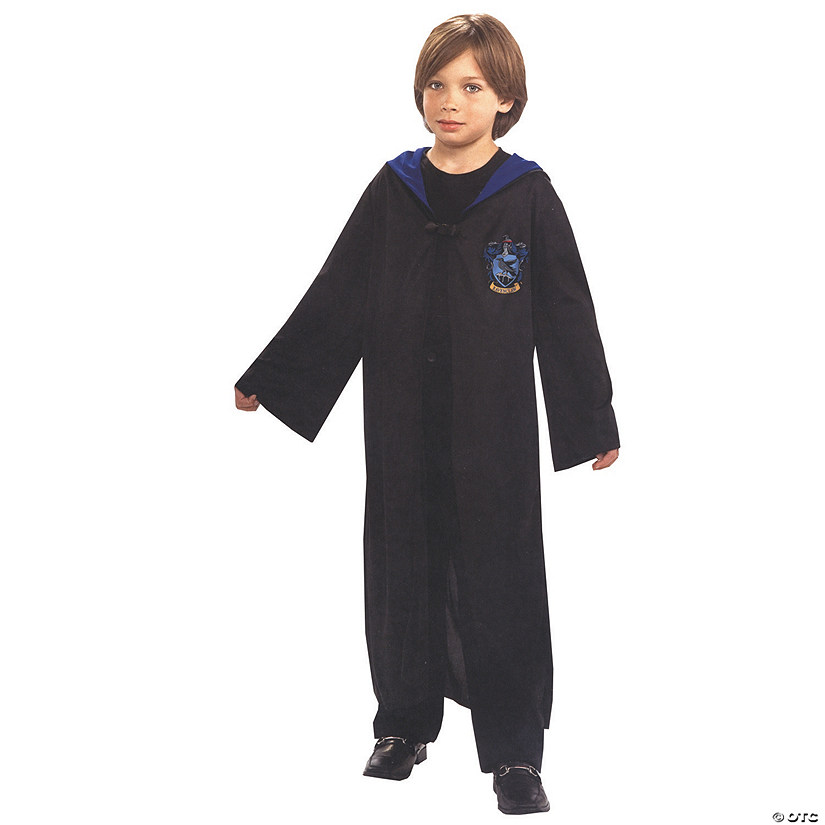 Kid's Ravenclaw Robe Harry Potter™ Costume Audio Thumbnail