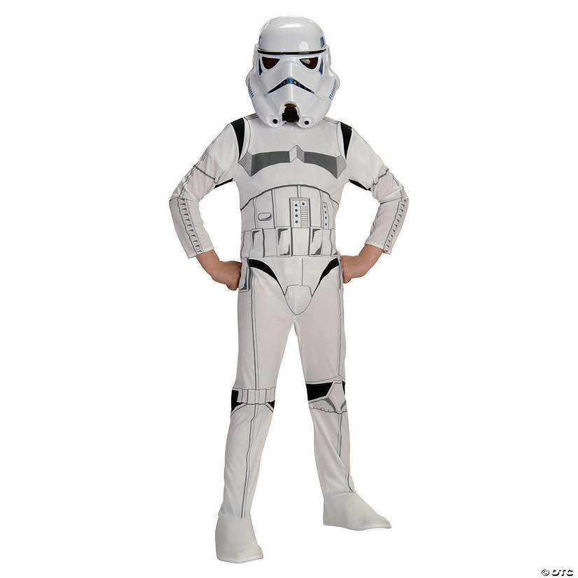 Kid's Star Wars Rebels Stormtrooper Costume