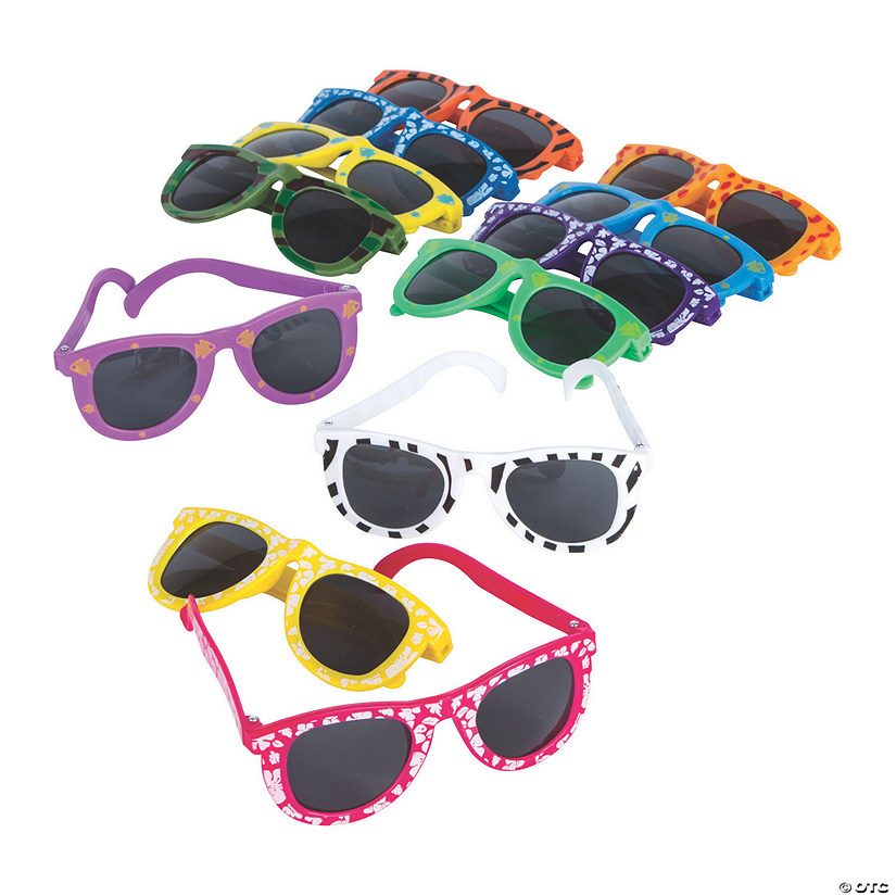 Kids' Sunglasses Assortment Audio Thumbnail