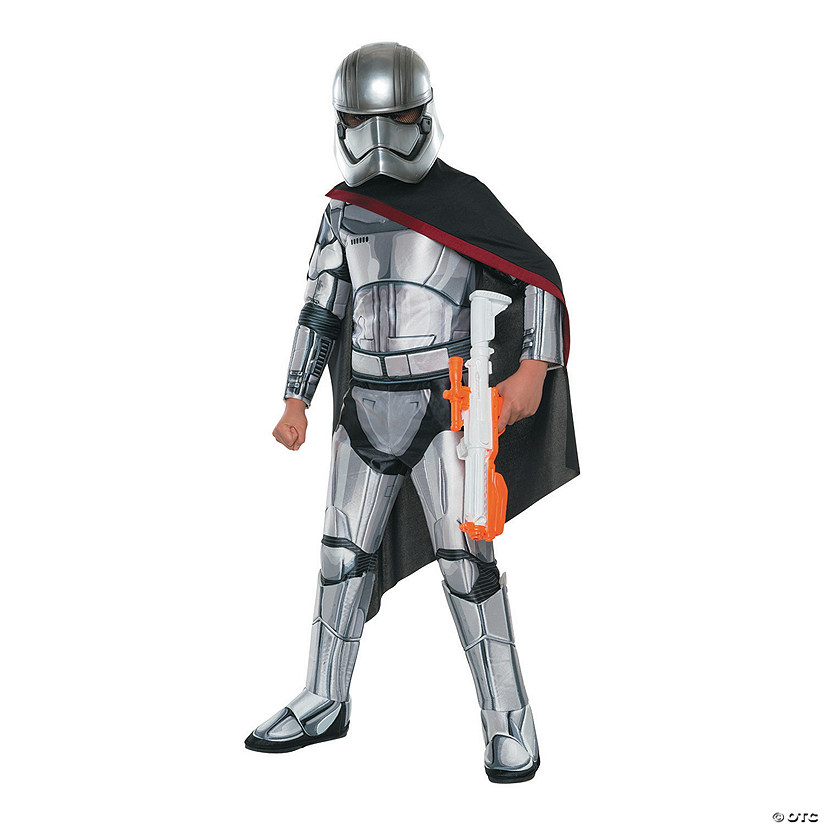 Kid's Super Deluxe Star Wars: The Force Awakens™ Captain Phasma Costume