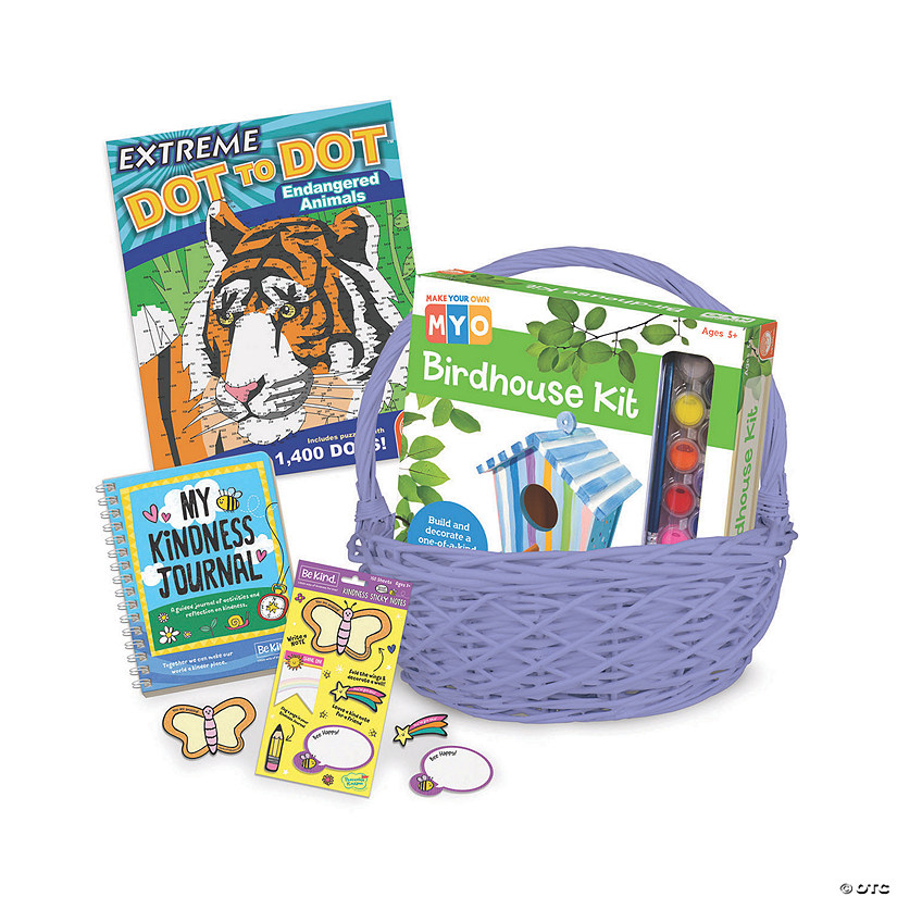 Kindness Easter Basket: Ages 8+ Audio Thumbnail