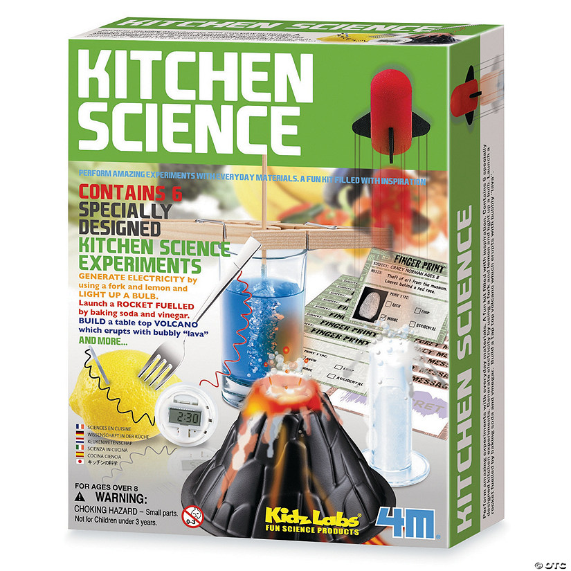 Kitchen Science Image Thumbnail