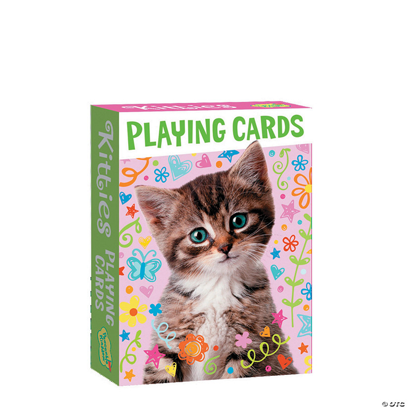 Kitties Playing Card Pack Image Thumbnail