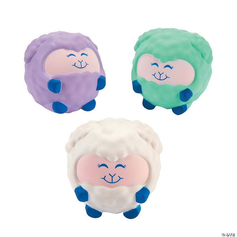 Lamb Slow-Rising Scented Squishies Audio Thumbnail
