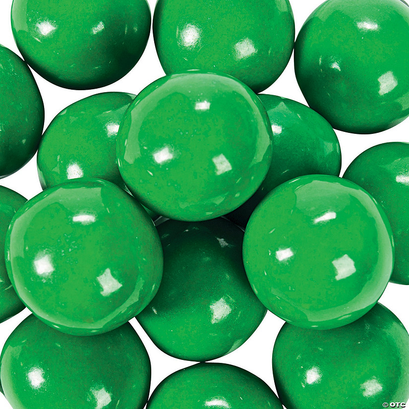 Large Green Gumballs Audio Thumbnail