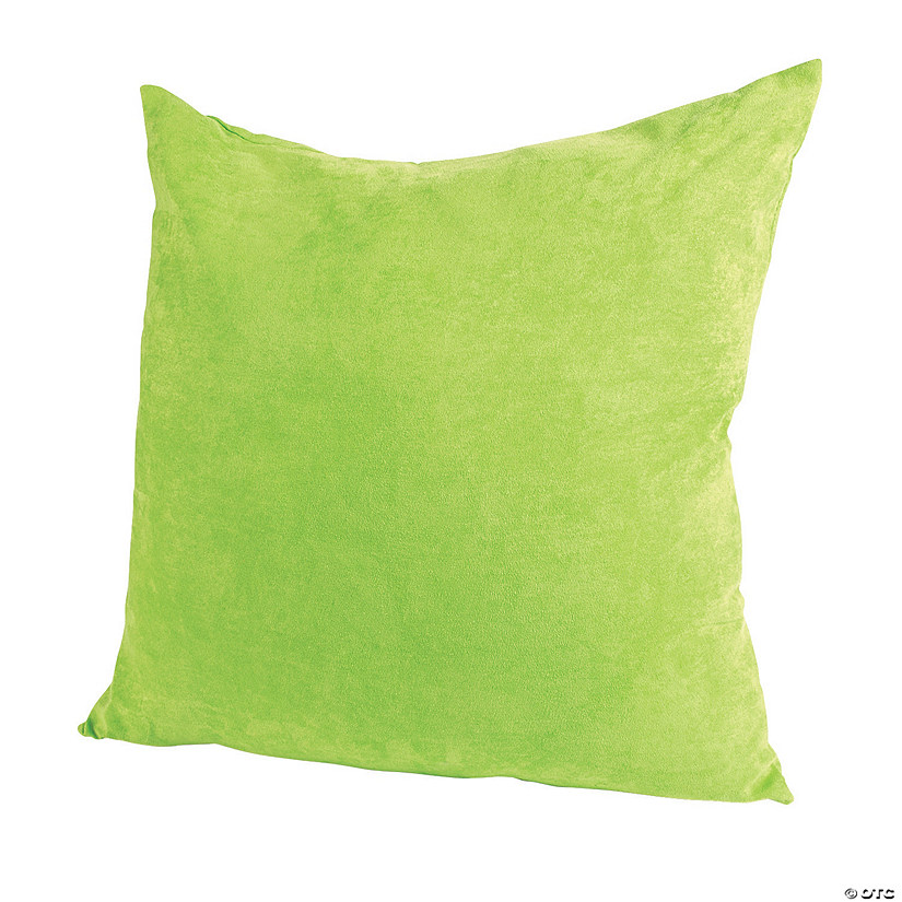 Large Green Pillow Audio Thumbnail
