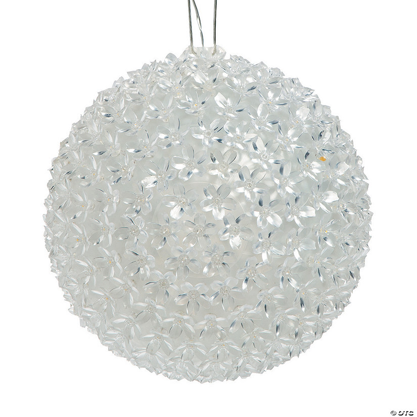 Large LED Lighted Ball