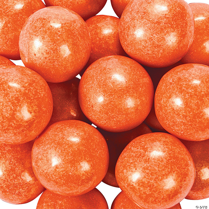 Large Shimmer Orange Gumballs Audio Thumbnail