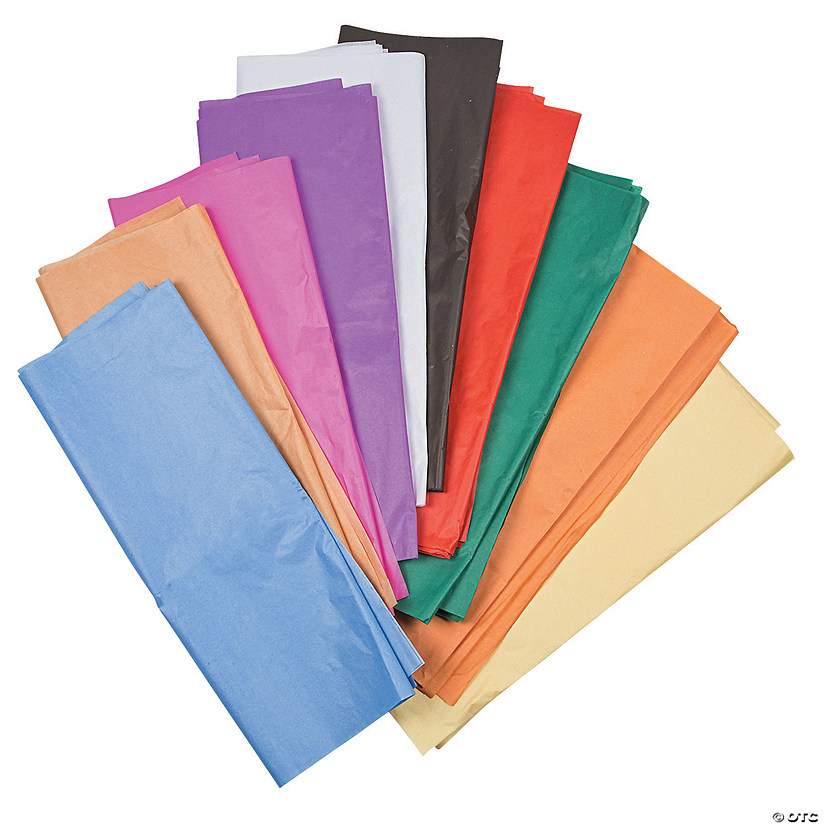Large Tissue Paper Assortment Audio Thumbnail