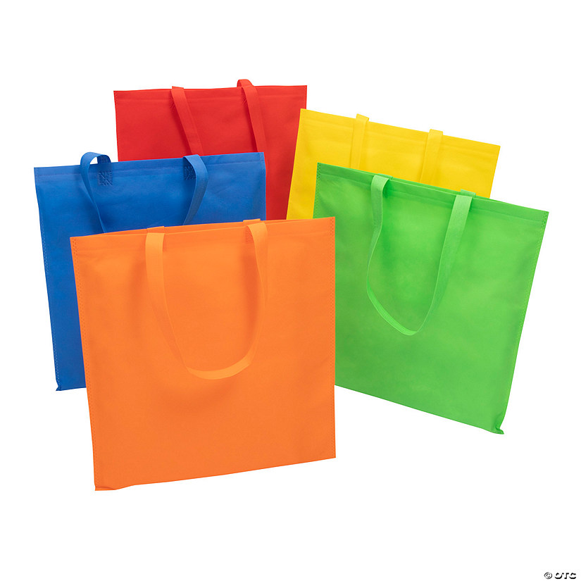 Large Tote Bag Assortment