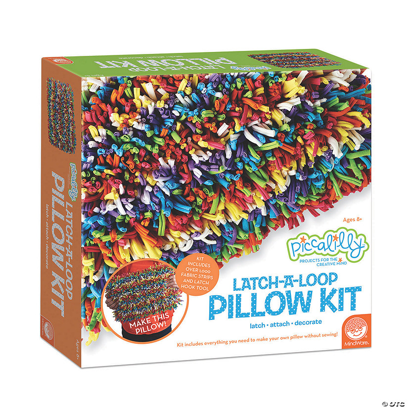 Latch-a-Loop Pillow Kit-in Box Audio Thumbnail