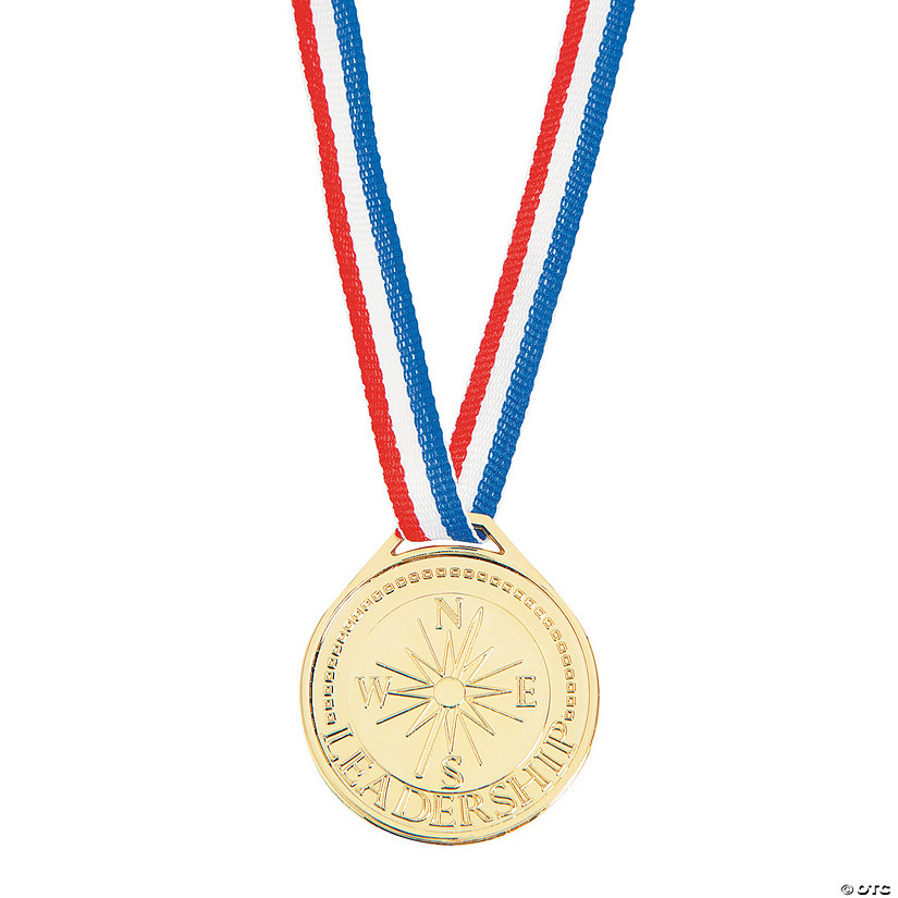 Leadership Award Medals