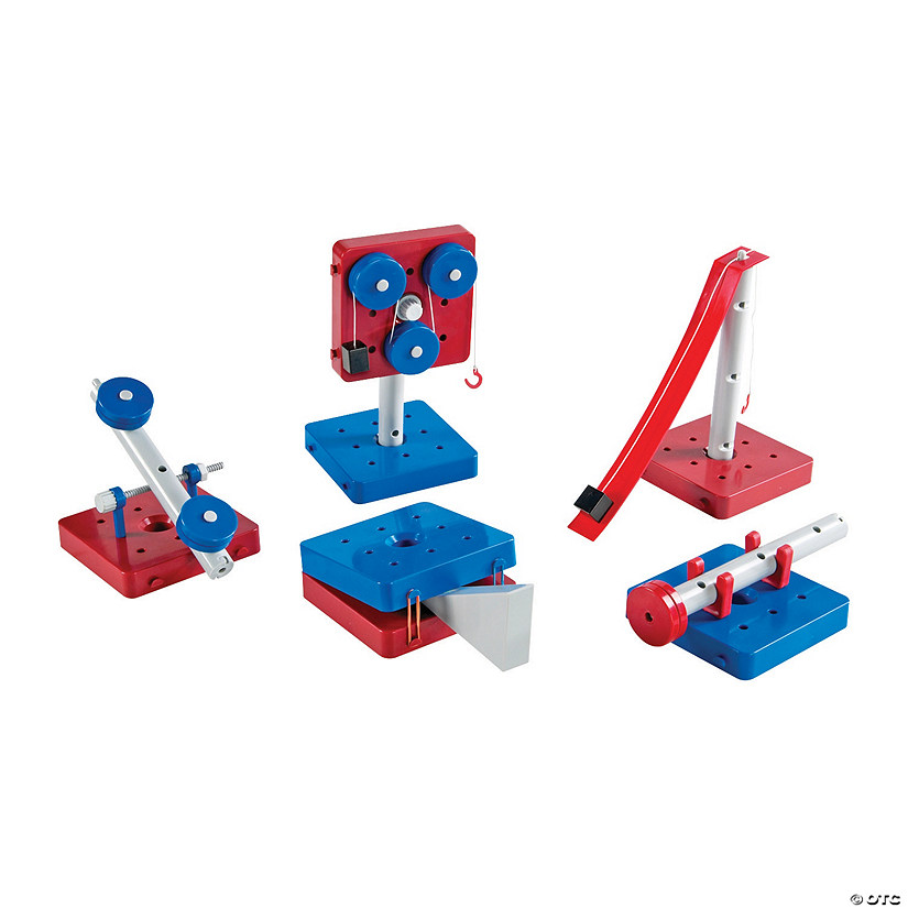 Learning Resources® Simple Machines Set