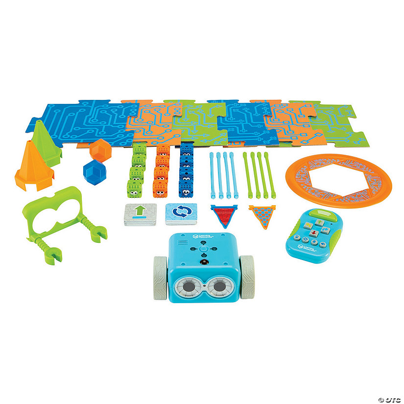 Learning Resources<sup>®</sup> Botley™ the Coding Robot Activity Set