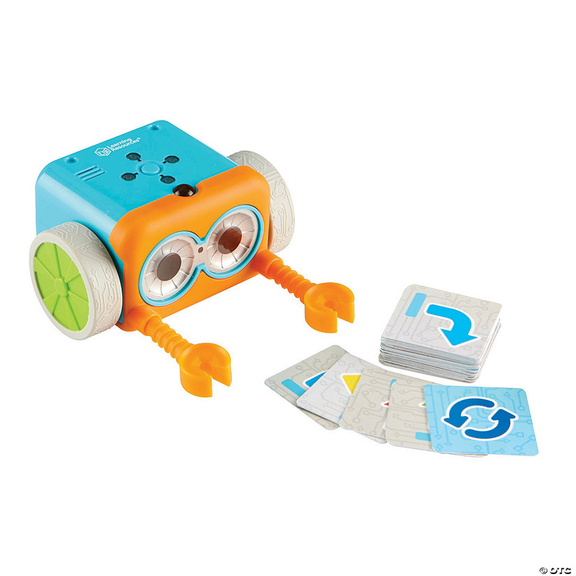 Learning Resources<sup>®</sup> Botley™ the Coding Robot