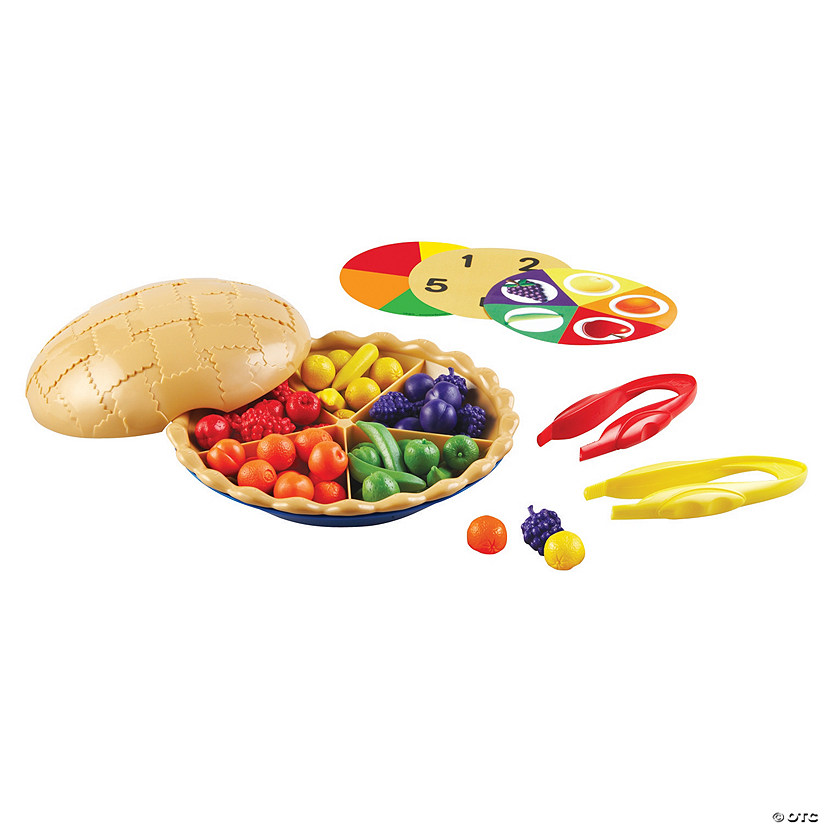 Learning Resources® Super Sorting Pie