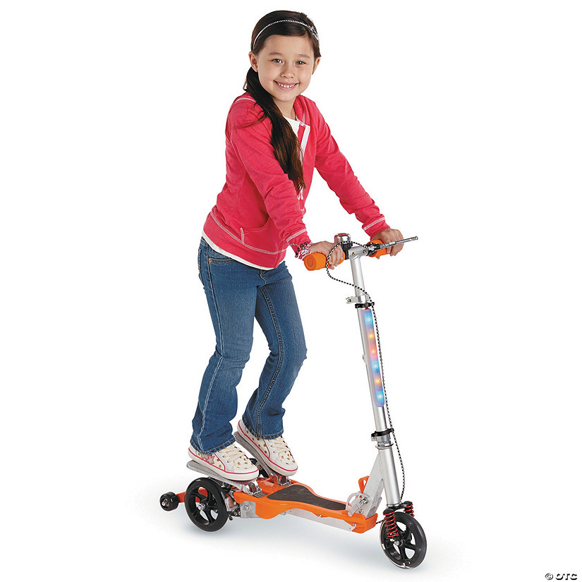 LED Pedal Scooter