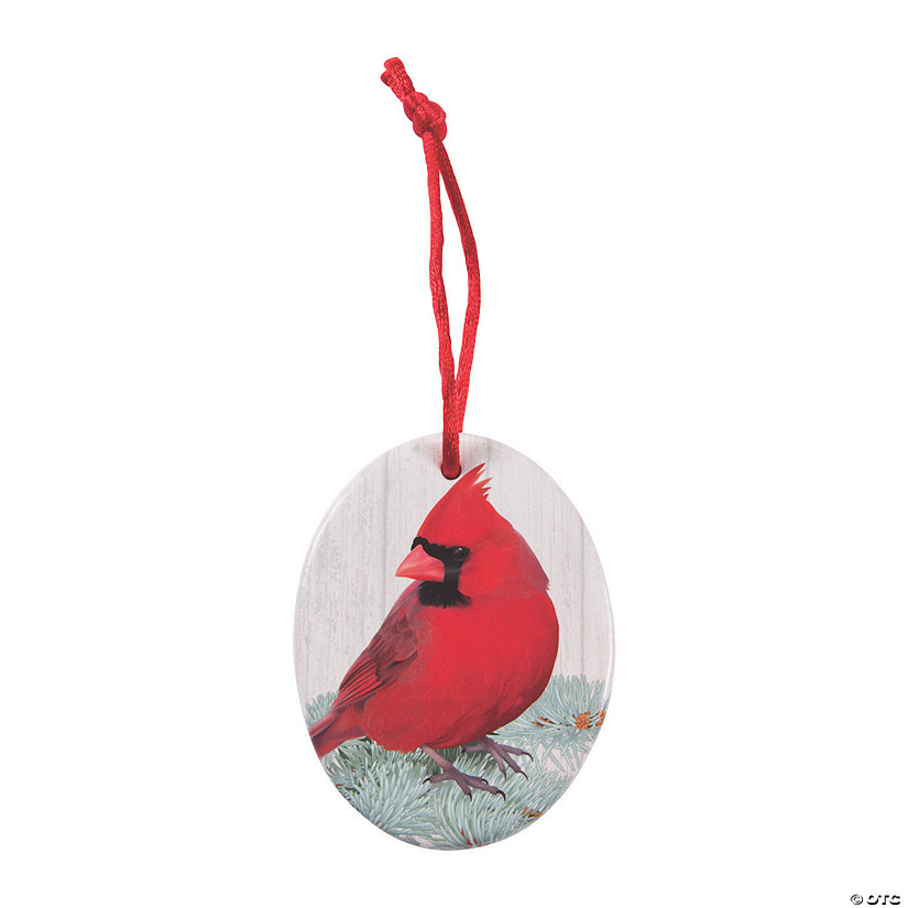 Legend of the Cardinal Ornaments