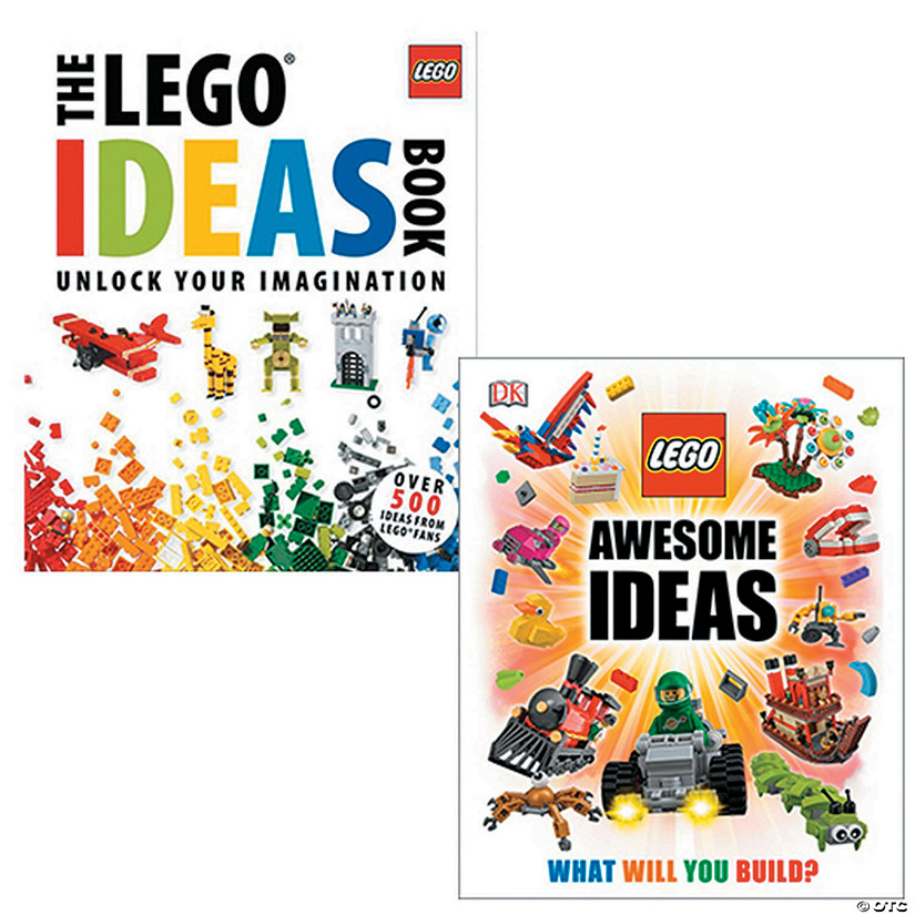 LEGO Build Books: Set of 2 Image Thumbnail