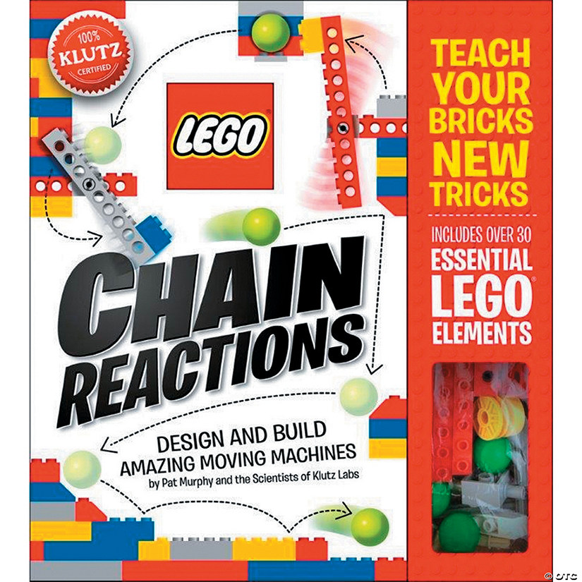 LEGO Chain Reactions Audio Thumbnail