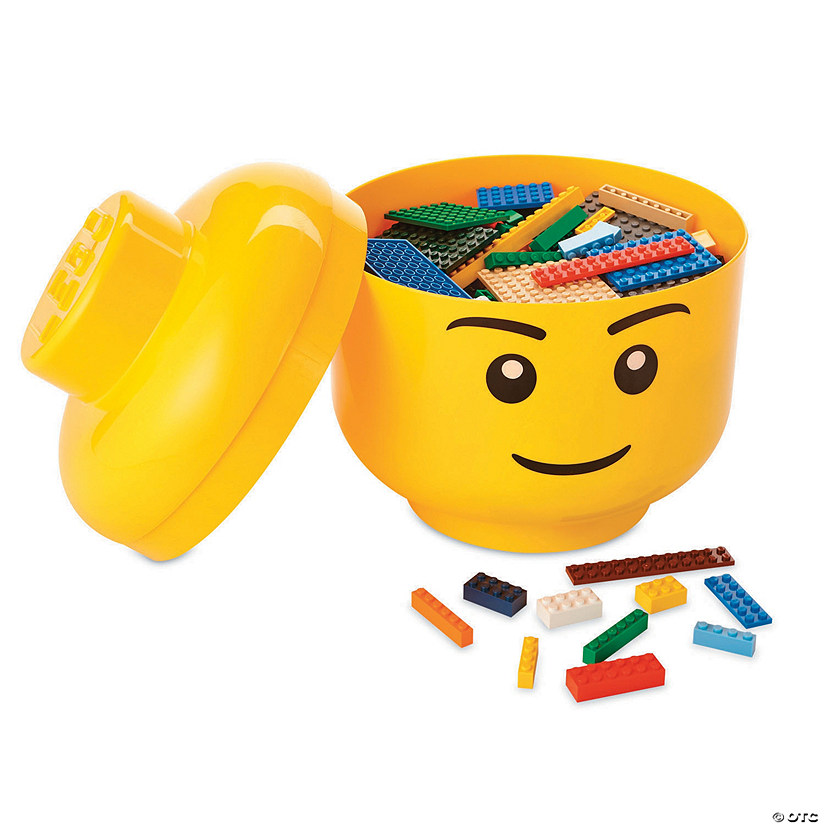 LEGO Face Storage Male Image Thumbnail