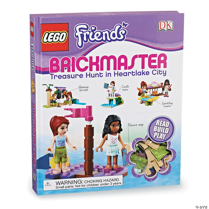 LEGO Friends Brickmaster Audio Thumbnail