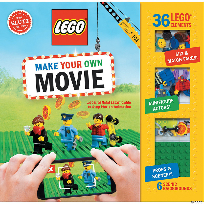 LEGO: Make Your Own Movie Audio Thumbnail
