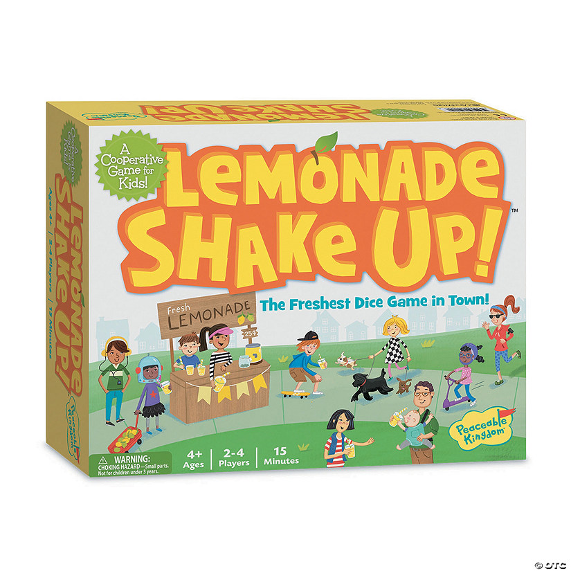 Lemonade Shake Up Image Thumbnail