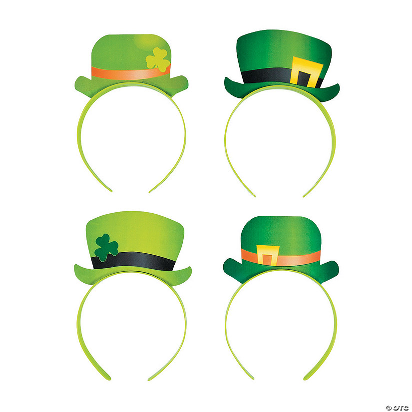Leprechaun Hat Headbands Audio Thumbnail