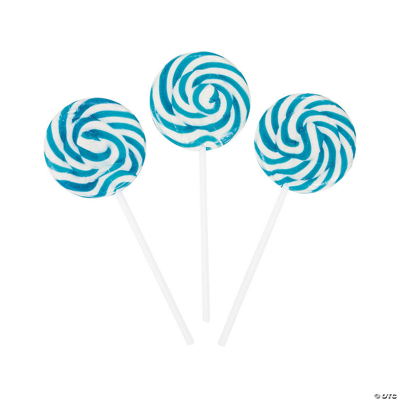 Light Blue Swirl Lollipops Audio Thumbnail