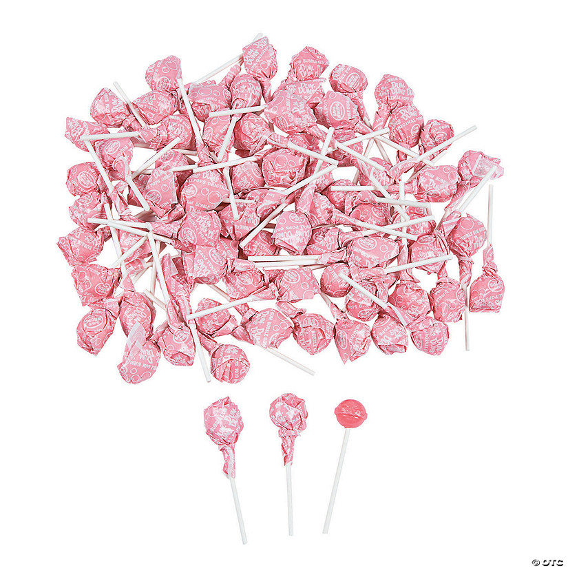 Light Pink Dum Dums<sup>&#174; </sup>Solid Color Lollipops Audio Thumbnail